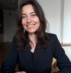 Catherine Le Gallais Directrice EFY de Paris