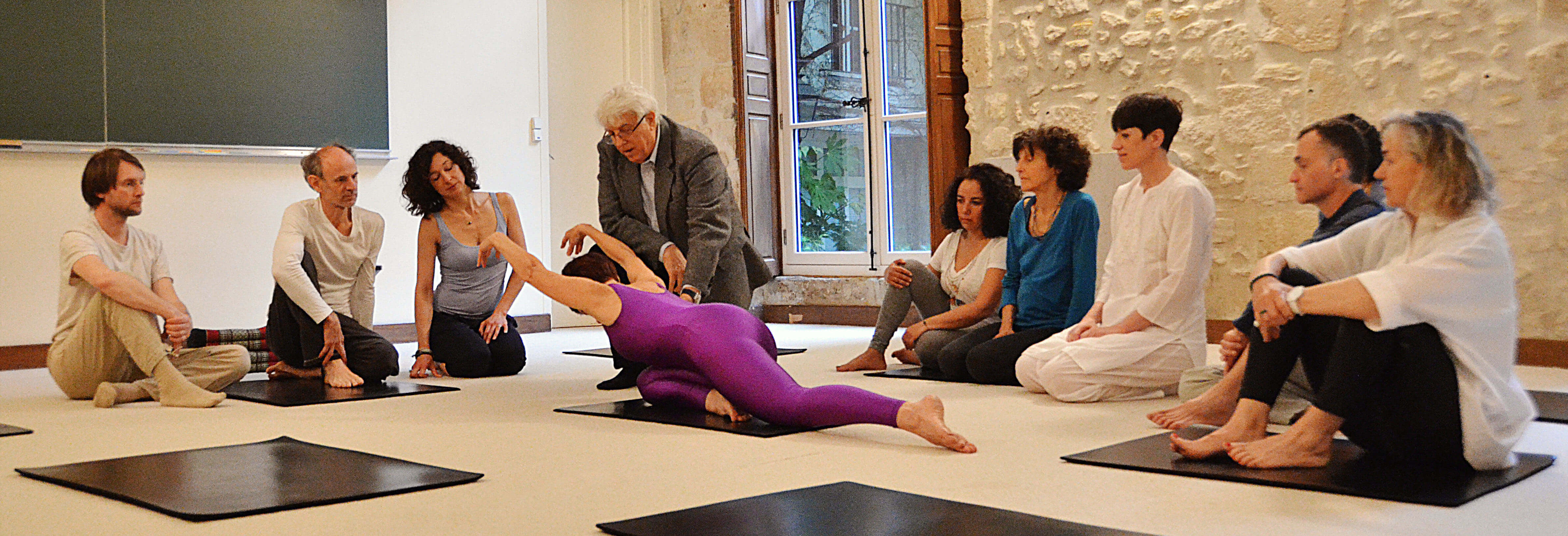 Devenir professeur de yoga à l'EFY