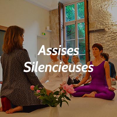 assise silencieuse ou méditation EFY