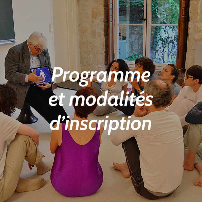 Formation EFY Programme et modalités d