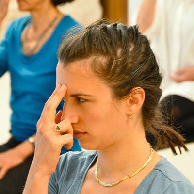 La respiration yogique