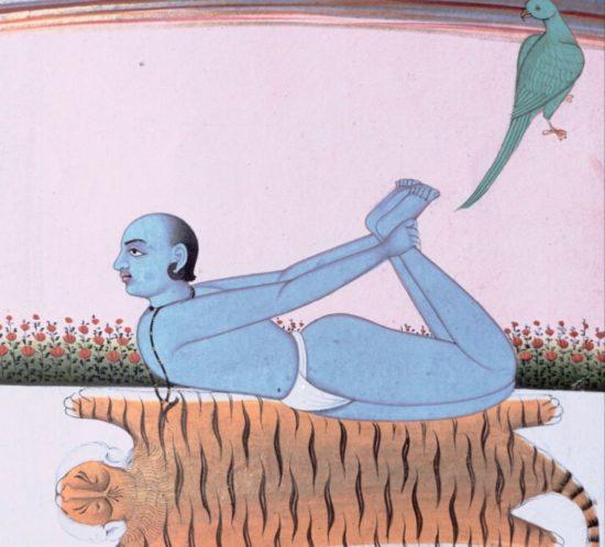 Posture d'extension sur le ventre Yoga - Revue Française de Yoga n°6