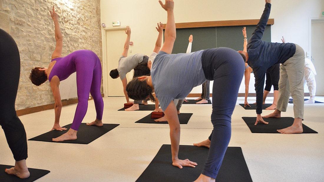 Le yoga au temps de la COVID19